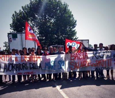 sciopero mare spa