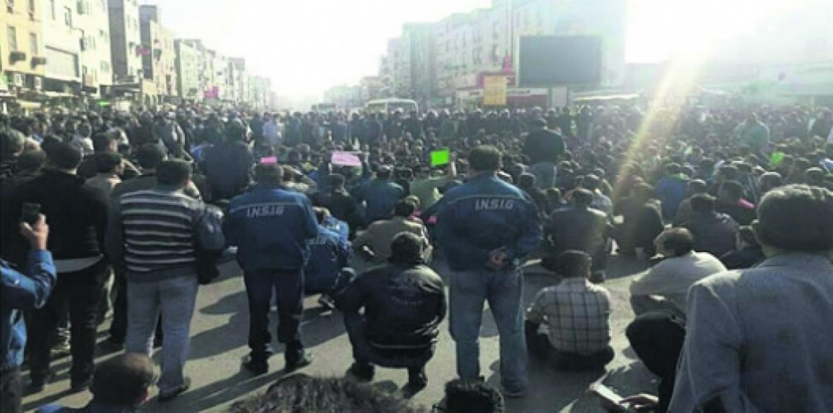 [IRAN] Scioperano i lavoratori della canna da zucchero e siderurgici