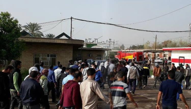 [INTERNAZIONALISMO] Iran: solidarietà ai lavoratori Haft Tapeh e Ahvaz