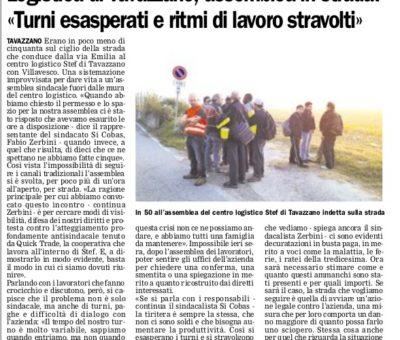 Logistica Tavazzano