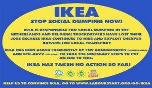 dumping sociale ikea