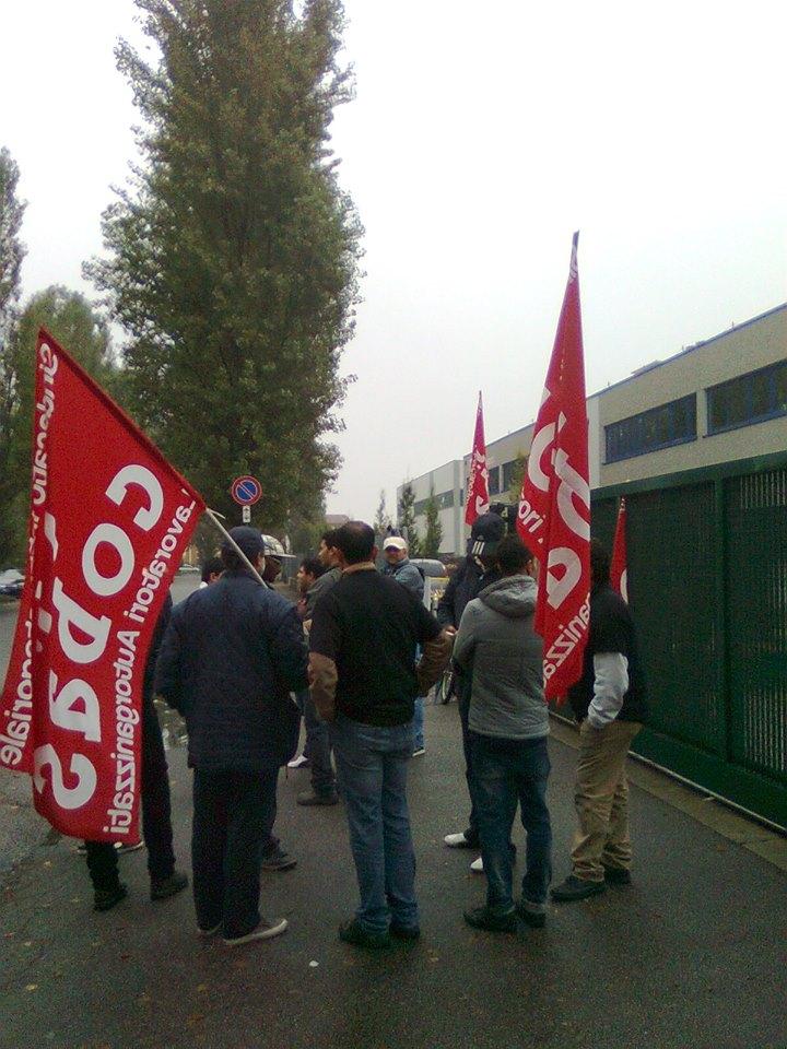 landriano sciopero