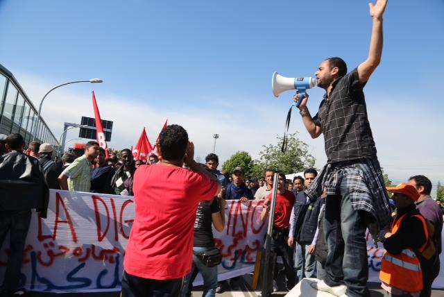 sciopero logistica