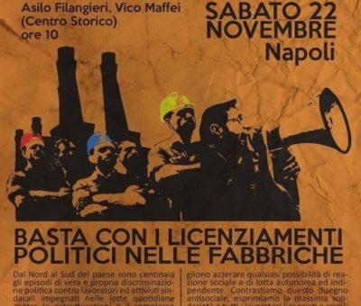assemblea 22 Napoli