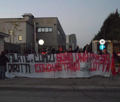sciopero 12 napoli