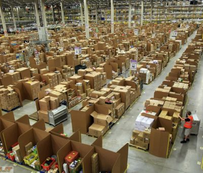 amazon magazzino