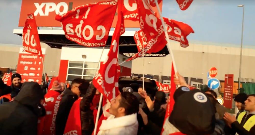 [XPO] A Piacenza il S.I. Cobas abbandona il tavolo in prefettura: indietro non si torna, alla lotta!