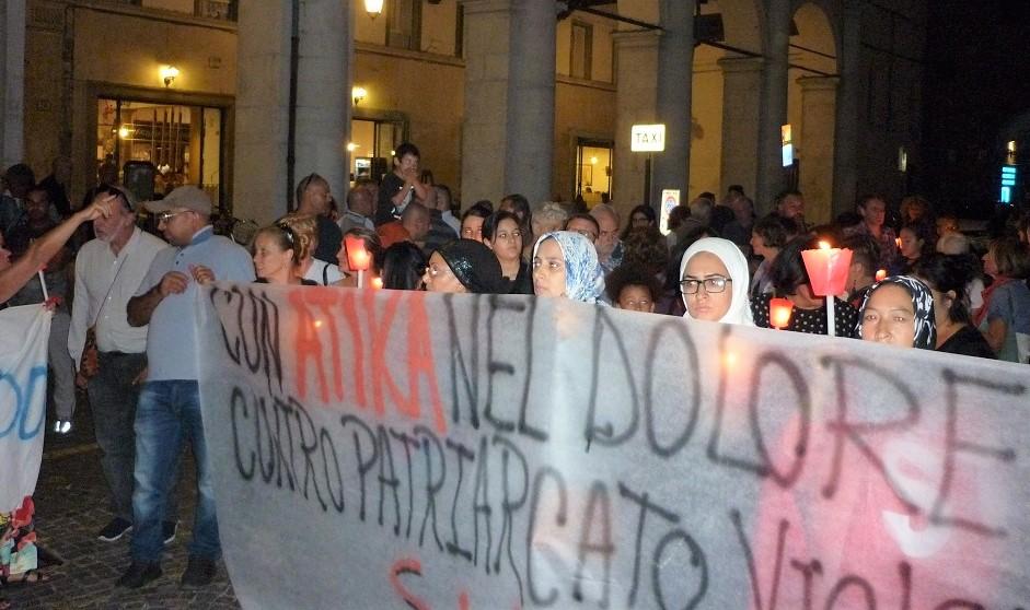 """ITALIA] Per Atika, tutte/i davanti al tribunale di Bologna il 23/9:  continuiamo la lotta contro la barbarie della violenza maschilista -  """"TOCCANO UNO TOCCANO TUTTI"""""""